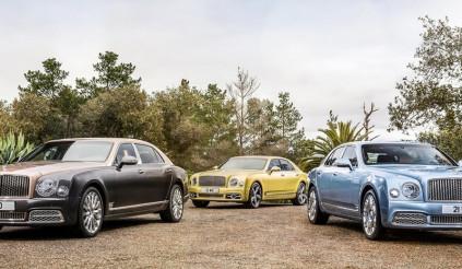 Bentley Mulsanne 2017 – khẳng định vị thế siêu sang