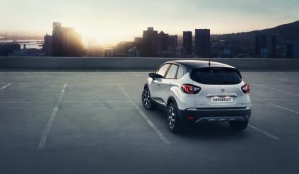 Renault Kaptur, CUV năng động trong đô thị