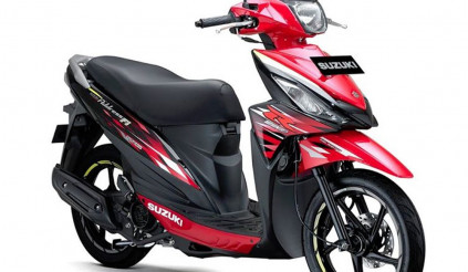 Thu hồi 639 chiếc Suzuki Address 110 tại Việt Nam