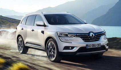 Renault Koleos 2016 lên lịch ra mắt tại Malaysia