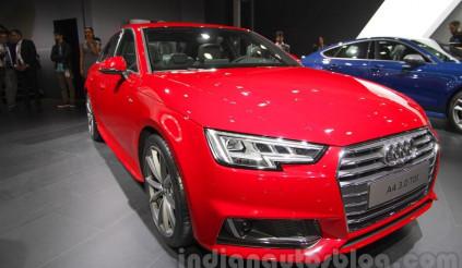 Audi A4 2016 ra mắt tại Ấn Độ vào tháng ngày 8/9