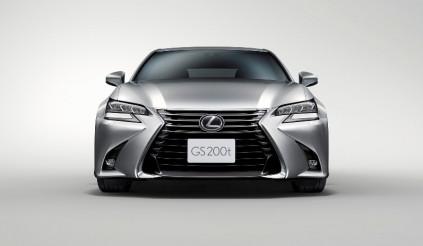 Ngắm Lexus GS Turbo 2016 giá 3,130 tỷ đồng trước ngày ra mắt