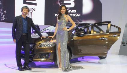 Suzuki Ciaz chính thức ra mắt tại Việt Nam, giá từ 580 triệu đồng
