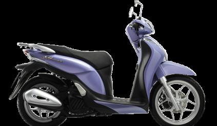 Honda SH Mode bổ sung thêm khóa thông minh, giá từ 50,9 triệu đồng