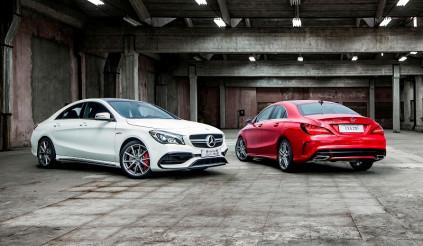 Mercedes-Benz CLA bản nâng cấp giá từ 1,529 tỷ đồng