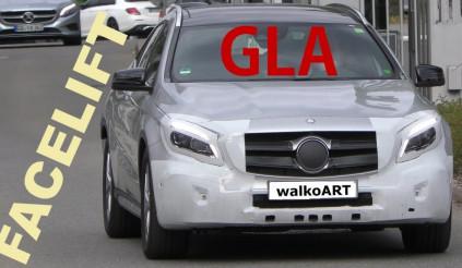 Mercedes-Benz GLA 2017 lên lịch ra mắt tại Detroit Auto Show