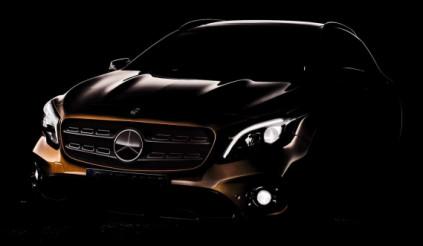 Mercedes-Benz GLA 2017 cập bến Đông Nam Á vào giữa năm 2017