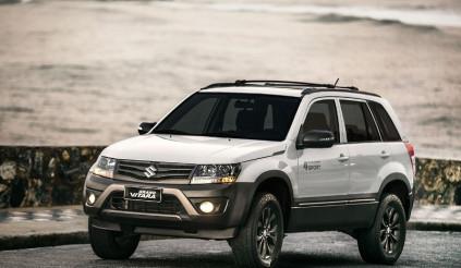 Suzuki Grand Vitara mới sẽ là chiếc crossover đúng nghĩa