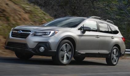Subaru giới thiệu Outback 2018 trước thềm New York Auto Show 2017