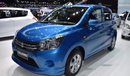 Suzuki Celerio có giá bán từ 289 triệu đồng