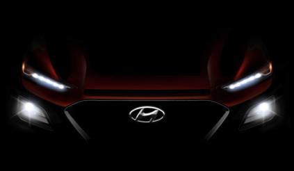 Hyundai Kona 2018 - đối thủ mới của Honda HR-V và Mazda CX-3