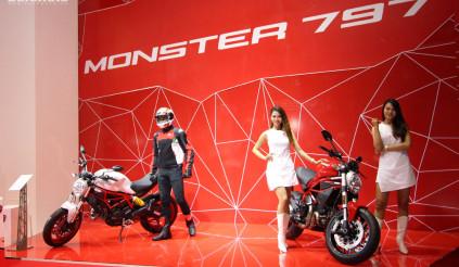 Ducati Monster 797 ra mắt Việt Nam, giá từ 387,9 triệu đồng