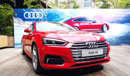Audi A5 Sportback chính thức ra mắt tại Việt Nam