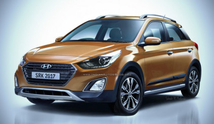 Hyundai i20 Active 2018 sẽ được ra mắt vào đầu năm sau