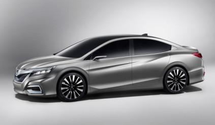 Honda Accord 2018 sẽ ra mắt trong năm nay