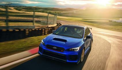 Subaru tiết lộ BRZ Ts và WRX STI Type RA phiên bản Limited Editions