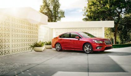 Subaru Legacy 2018 giá từ 22.195 USD