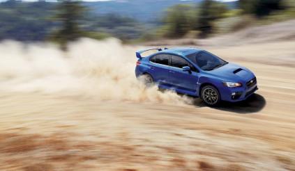 Subaru WRX, WRX STI thế hệ mới không lộ diện trước năm 2020