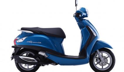 Yamaha Nozza Grande thế hệ mới sắp ra mắt