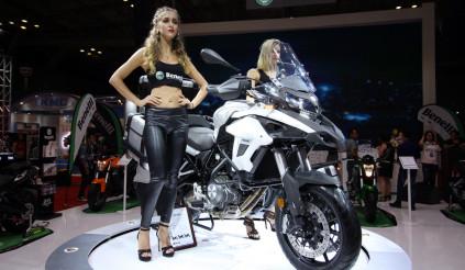 Benelli TRK 502 chính thức phân phối tại Thái Lan