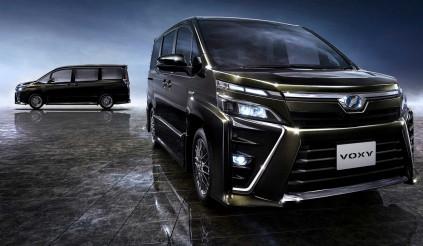Toyota đưa mẫu MPV Toyota Voxy tới thị trường Indonesia
