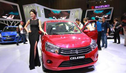 Cận cảnh Suzuki Celerio 2017 mới ra mắt tại Việt Nam