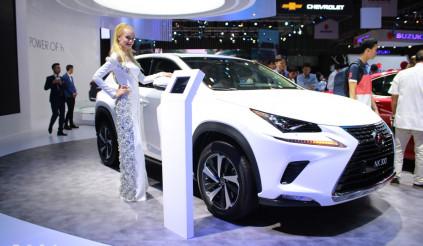 Cận cảnh Lexus NX 2018 vừa ra mắt tại Việt Nam