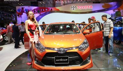 Diện kiến Toyota Wigo 2017 tại Việt Nam, bán ra vào năm sau