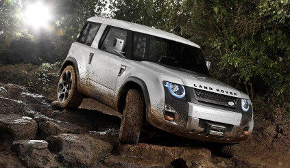 Land Rover Defender thế hệ mới sẽ được bán trên toàn cầu