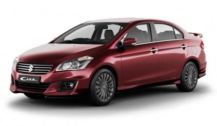 Suzuki thêm bản S thể thao cho sedan giá rẻ Ciaz