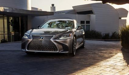 Lexus LS 2018 tăng giá, dự kiến 1,72 tỷ đồng tại Mỹ
