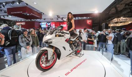 Ducati SuperSport và SuperSport S ra mắt tại Ấn Độ trước khi về Việt Nam