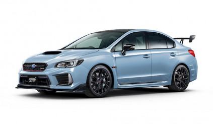 Subaru WRX STI S208 Special Edition số lượng giới hạn chỉ 450 chiếc
