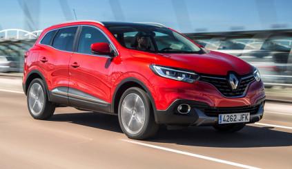 Renault đặc biệt quan tâm đến xe SUV thể thao