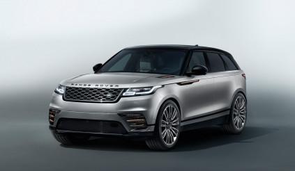 Land Rover Range Rover Velar sắp ra mắt tại Việt Nam