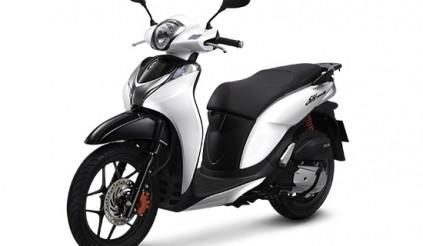 Honda SH Mode thêm màu mới tăng giá bán