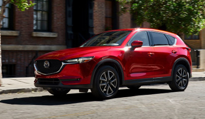Quyết đấu Honda CR-V, Mazda CX-5 thế hệ mới rục rịch ra mắt