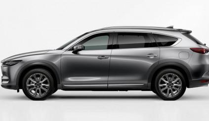 Crossover mới của Mazda sắp ra mắt công chúng