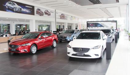 Soi quy mô hoạt động của Showroom Mazda Phạm Văn Đồng
