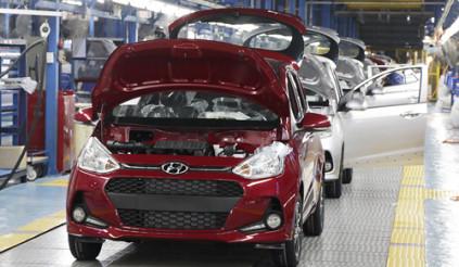 Thuế nhập khẩu linh kiện về 0% - ôtô lắp ráp hy vọng giảm giá từ 2018