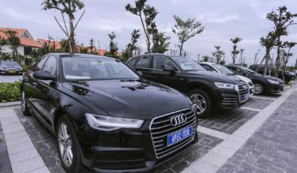 Tổng cục Hải quan khẳng định xe Audi phục vụ APEC chưa được bán