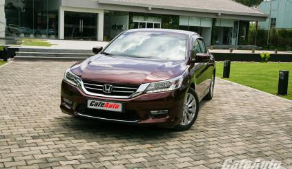 Triệu hồi 652 xe Honda Accord và Honda Odyssey tại Việt Nam