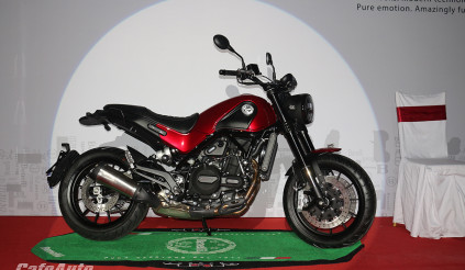 Benelli Leoncino 500 nhập khẩu chính hãng, với mức giá 148 triệu đồng