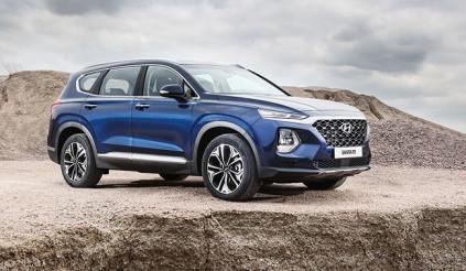 Soi chi tiết Hyundai SantaFe 2019 giá 590 triệu đồng vừa ra mắt