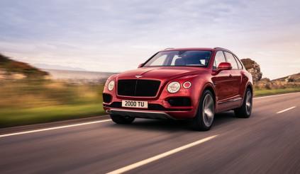 Sếp mới của Bentley mang Bentayga V8 và Continental GT đến triển lãm Geneva 2018