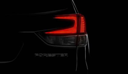 Subaru Forester 2019 sẽ trình làng vào cuối tháng 3 tới