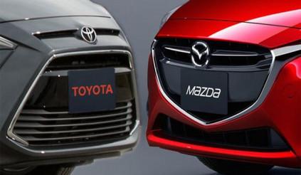 Toyota, Mazda hợp tác lập liên doanh sản xuất ô tô trị giá 1,6 tỷ USD