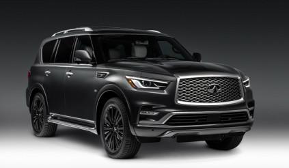 Infiniti hé lộ hình ảnh bộ đôi SUV đặc biệt sắp ra mắt