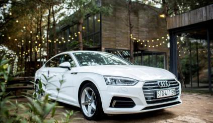 Chi tiết Audi A5 Sportback giá hơn 2,4 tỷ tại Việt Nam