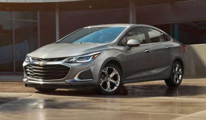 Chevrolet lột xác thể thao cho bộ đôi Cruze, Spark 2019
